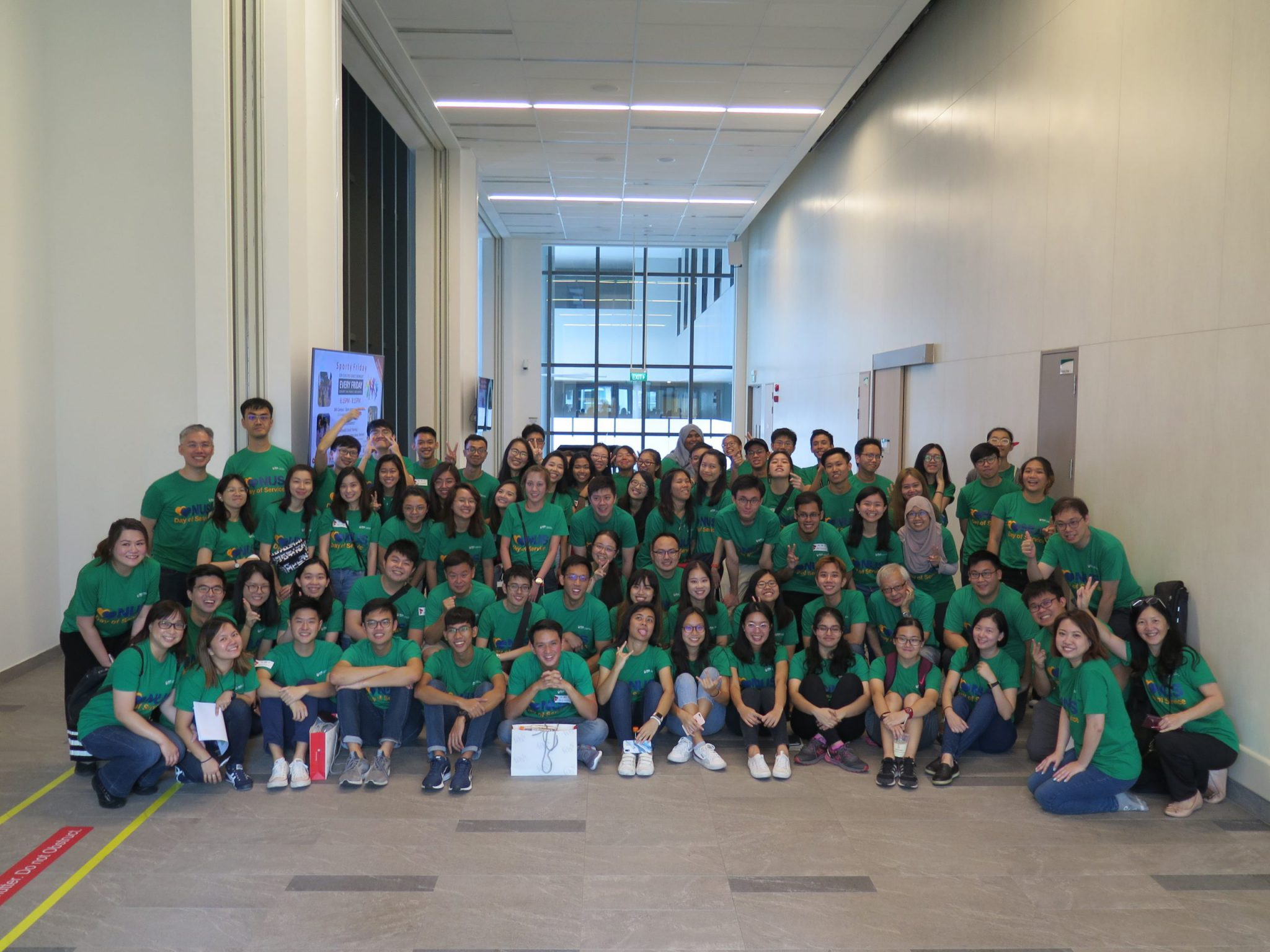 NUS Day of Service 2019